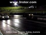 Car Races-Porsche 911 GT3 vs Skyline GTR oops