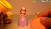Play Doh Princesita Sofia y Clover Disney- Play Doh and Clover Disney Princess Sofia