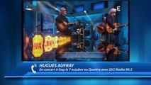 D!CI TV : Hugues Aufray se raconte avant sa venue à Gap le 7 octobre