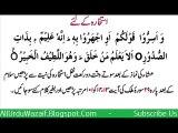 Istikhara Ka Tarika 1- استخارہ کا طریقہ How To Do Istikhara In Urdu Video