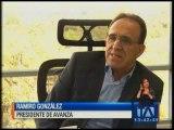Ramiro González ejerce su derecho a la réplica