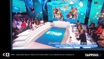TPMP : Géraldine Maillet insulte les candidates de téléréalité, Cyril Hanouna la recadre (Vidéo)