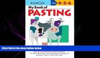 FAVORITE BOOK  My Book of Pasting (Kumon Workbooks)