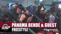Freestyle du Panama Bende & Guest dans Planète Rap