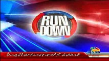 Run Down - 22nd September 2016