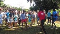 eco-games brésil à l'école Rosa dos ventons / Brésil aout 2016