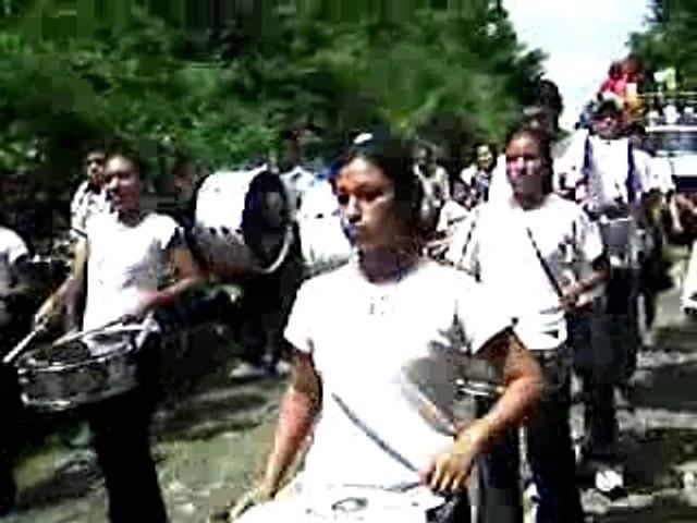 INACER Banda de Paz. San Pedro Nonualco, Canton La Comunidad