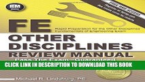 [PDF] FE Other Disciplines Review Manual Full Online