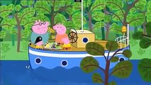 Peppa Pig English Episodes Season 2 Episode 48 Captain Daddy Pig Full Episodes 2016