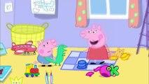 Peppa Pig - Cavalo Rodas Brilhantes