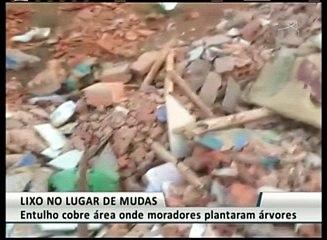 JL2 - LIXO NO LUGAR DE MUDAS