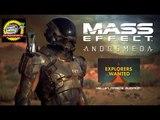 #ExplorersWanted - Kellen Nitro's Mass Effect Andromeda Auditions
