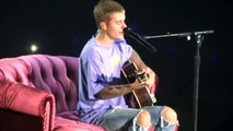 JUSTIN BIEBER - LOOK AT THE STARS ♪ LIVE IN PARIS @ ACCORHOTELS ARENA 2016.09.21 by Nowayfarer  ᴴᴰ