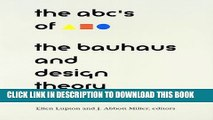 [PDF] ABC s of the Bauhaus:: The Bauhaus and Design Theory Popular Colection