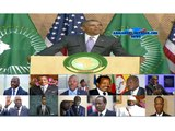 Le discours d'Obama sur les dirigeants Africains qui veulent se pérenniser au pouvoir