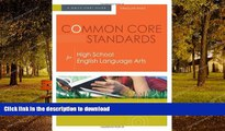 Online eBook Common Core Standards for High School English