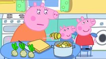 Peppa Pig English Episodes Season 1 Episode 40 Daddy Gets Fit Full Episodes 2016