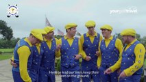 Thomas Bjorn Ryder Cup song - The Guardians of The Ryder Cup at The Belfry
