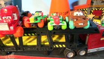 Disney Pixar Cars and Dusty from Planes with the Hydro Wheels Cars Lightning McQueen, Mater Red, and