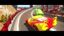 [The Avengers] HULK, Spider-man & Iron Man Epic Race Custom Lightning Mcqueen Ca
