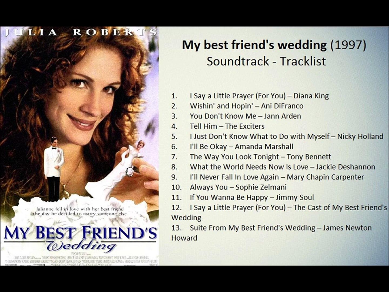 My Best Friend S Wedding Soundtrack.My Best Friend S Wedding 1997 Soundtrack Trcklist