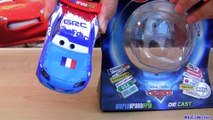 Cars 2 French Lightning McQueen World Grand Prix diecast Disney Pixar France toys Blucollection