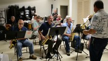 'New York, New York' - Band of the Bay Palm Bay Community Band September 2016