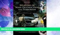 Big Deals  Weapons of Mass Destruction and Terrorism (Textbook)  Best Seller Books Most Wanted