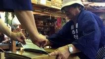 Artisans Japonais les plus extraordinaires ! Pub Nissan