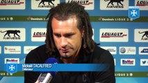 Mickaël Tacalfred avant AJA - Le Havre