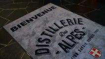 Vue d'ici : la distillerie des Alpes de Chambéry