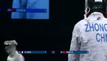 France vs China - Fencing - Men's Individual Sabre - Beijing 2008 Summer Olympic Games-hTbqhbaUkTc