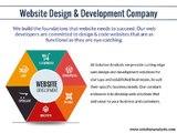 Website Development Company India, Hire Web Developers, Web App Development-Solution Analysts