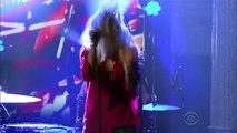 The Kills - Impossible Tracks [Live on Stephen Colbert]