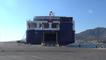 Yunanistan'da Liman İşçileri Grevde - Lesvos