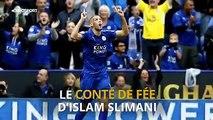 Eurosport - Le conte de fée d'Islam Slimani!