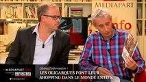 Médias : les oligarques font leur shopping dans le monde entier