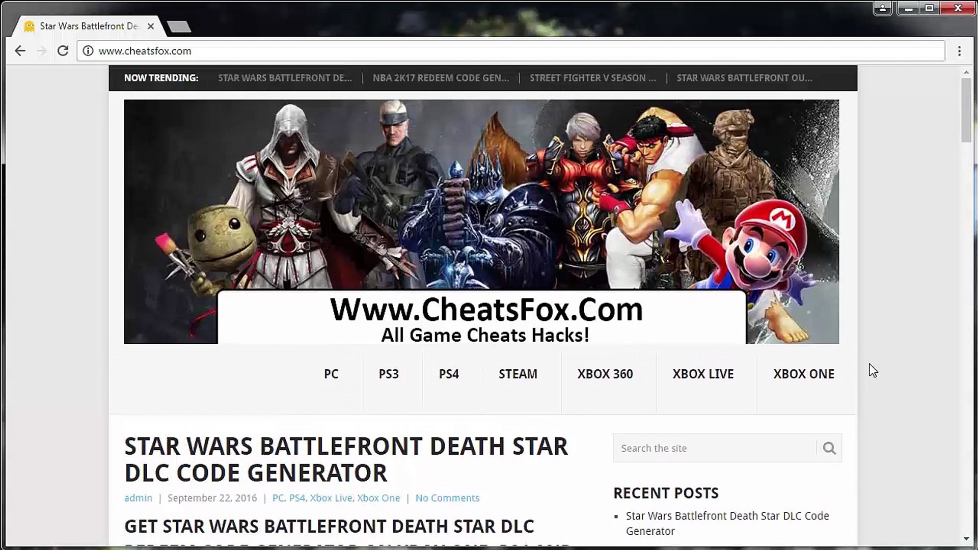 How To Get Star Wars Battlefront Death Star Dlc Code Generator Free Video Dailymotion