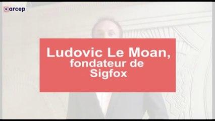 Ludovic Le Moan, fondateur de Sigfox (Octobre 2015)
