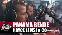 Gros freestyle du Panama Bende, Hayce Lemsi, Volts Face & Co dans Planète Rap