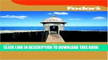 New Book Fodor s Puerto Rico, 3rd Edition (Fodor s Gold Guides)