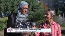 Budget participatif -Agrès de fitness dans les parcs