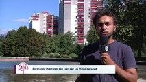Budget participatif - Lac de la Villeneuve