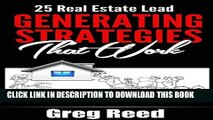 [PDF] 25 Real Estate Lead Generating Strategies That Work Full Colection