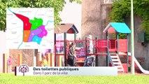 Budget participatif - Toilettes publiques
