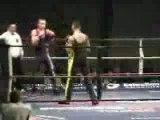Savate Boxe Francaise Niveau Gant D'argent Technique