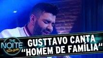 Gusttavo Lima canta `Homem de Família` no palco