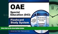 Online eBook OAE Special Education (043) Flashcard Study System: OAE Test Practice Questions