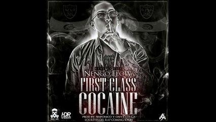 Ñengo Flow - First Class Cocaine (Preview) [Official Audio]