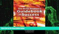 Big Deals  Busy Student s Guidebook to Success  Best Seller Books Most Wanted